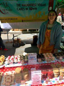 Ms. Cupcake at Venn Street